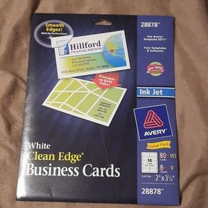 Business Cards (H19)